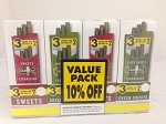 White Owl Cigarillos Foil Fresh Sweet 3 For 2  Value Pack