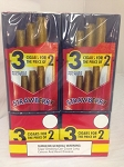 White Owl Cigarillos Foil Fresh Strawberry 3 For 2