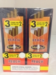 White Owl Cigarillos Foil Fresh Peach 3 For 2