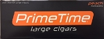 Prime Time Large Cigars 100's Peach