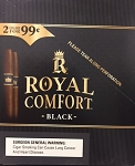 Royal Comfort Black Cigarillos