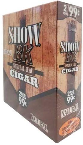Show Bk Natural Leaf Cigars 2 For 99 Cheap Little Cigars