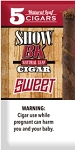 Show BK Sweet 5 Pack Cigars
