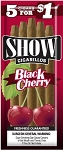 Show Cigarillos Black Cherry 5 for 1