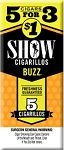 Show Cigarillos Buzz 5 for 3
