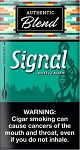 Signal filtered Cigars Menthol 100's
