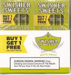 Swisher Sweets Cigarillos White Grape Pack B1G1