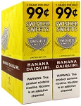 Swisher Sweets Cigarillos Foil Pack Banana Daiquiri