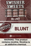 Swisher Sweets Blunt Cigars 10/5 Pack