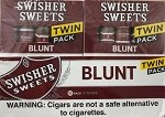 Swisher Sweets Blunt Cigars Twin Packs