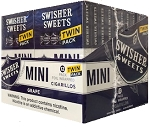 Swisher Sweets Mini Cigarillos Grape Twin Pack