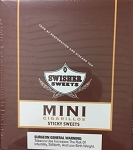 Swisher Sweets Cigarillos MINI Foil Pack Sticky Sweet