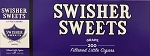 Swisher Sweets Filtered Cigars Grape