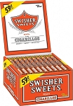 Swisher Sweets Cigarillos Peach Promo Box