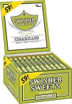 Swisher Sweets Cigarillos White Grape Promo Box