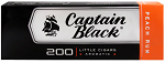 Captain Black Filtered Cigars Peach Rum