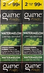 Game FoilFresh Cigarillos Watermelon 2 for $0.99 Pre-Priced