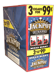 Jackpot Cigarillos Mixed berry 15/3 3 for $0.99