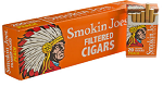 Smokin Joes Filtered Cigars Peach