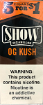 Show Cigarillos OG Kush 5 for 1