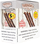 Throwback Russian Cream Natural Leaf Cigars