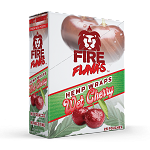 FIRE FLAVA'S HEMP WRAP WET CHERRY