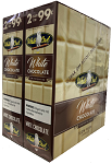 White Owl Cigarillos Foil White Chocolate 2 for 99