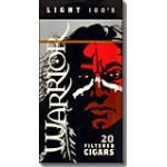 Warrior Filtered Cigars Light