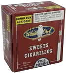 White Owl Cigarillos Sweets Box Pre Priced