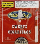 White Owl Cigarillos Sweet Box