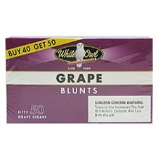 White Owl Blunts Cigars Grape