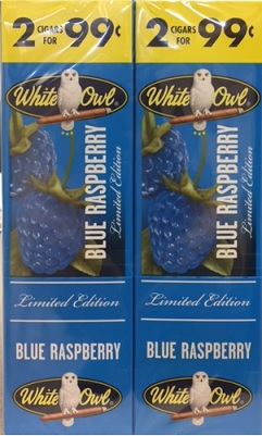 white owl cigarillos foil fresh blue raspberry cheap little cigars. Black Bedroom Furniture Sets. Home Design Ideas