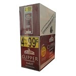 Clipper Cigarillos Sweet 15/4 Pouch 4 for $0.99