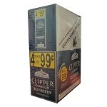 Clipper Cigarillos Blueberry 15/4 Pouch 4 for $0.99