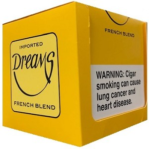Dreams Filtered Cigars French Blend (formerly Vanilla)