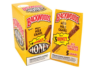Backwoods Honey Cigars 5ct