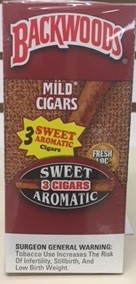 Backwoods Sweet Aromatic Cigars 30ct