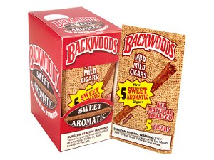 Backwoods Sweet Aromatic Cigars 40ct