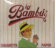 Big Bambu Cigarette Paper