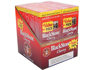 Blackstone Tip Cigarillos Cherry