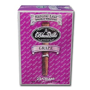 Bluntville Cigars Grape