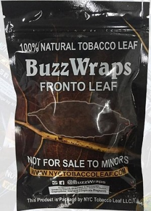 Buzz Wraps Fronto Leaf -1 Count