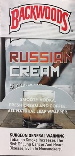 Backwoods Russian Cream Cigars 5ct