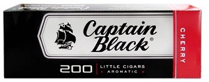 Captain Black Filtered Cigars Sweet Cherry