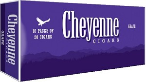 Cheyenne Filtered Cigars Grape