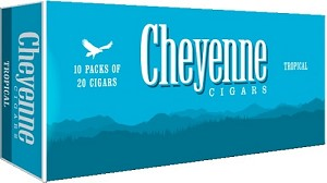 Cheyenne Filtered Cigars Tropical (Limited Edition)