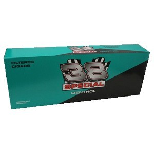 38 Special Cigars Menthol