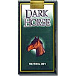 Dark Horse Filtered Cigar Menthol
