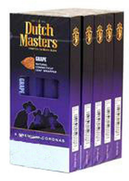 Dutch Masters Corona Grape Pack (5 x 4)