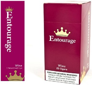 Entourage Wine Cigars